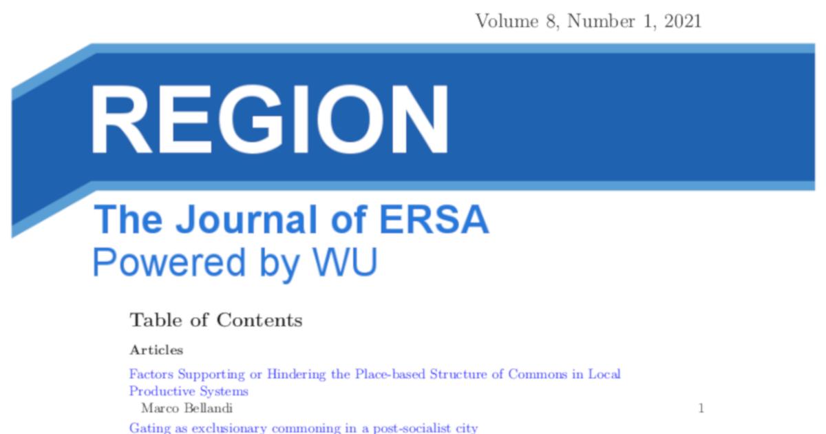 REGION Issue 8, 1